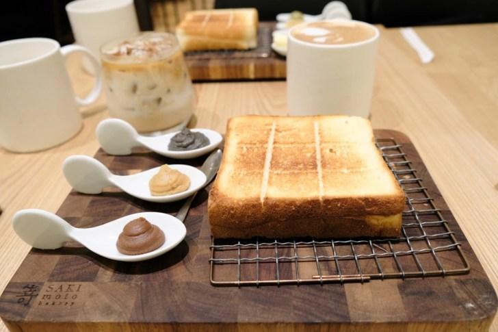 sakimoto 22 - 台北 101  嵜本高級生吐司專門店 SAKImoto Bakery,來自大阪的美味