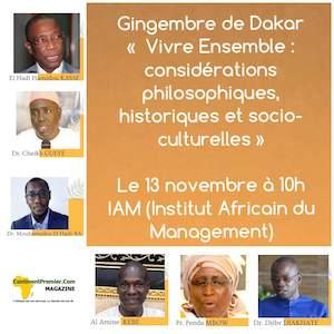 Cérémonie d'adieu : « J'ai servi  loyalement la gendarmerie en inscrivant mon action autour de trois idées auxquelles je crois profondément » (Général Cheikh Sène) 1
