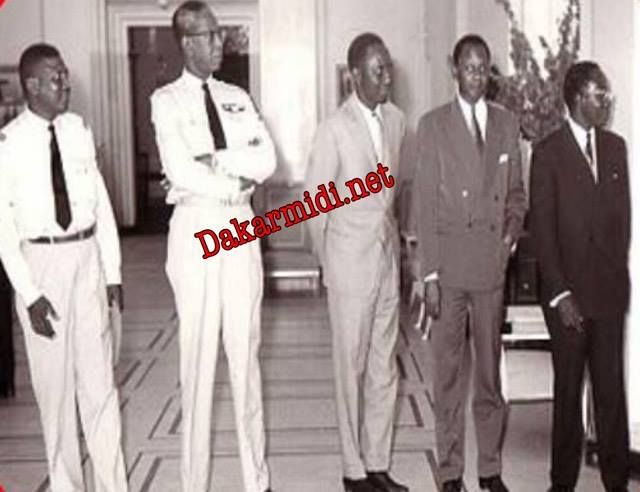 Senghor, Dia , Valdiodio Ndiaye