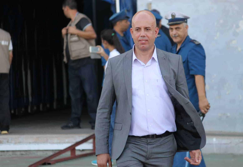 Mellal condamné sur plainte de Hannachi — JSK