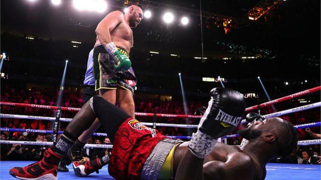Tyson Fury écrase Wilder au 11e round !