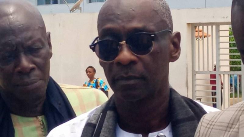 """Affaire Guy Marius : Me Cheikh Khoureyssi """" la justice n'a rien à voir avec la politique """""""
