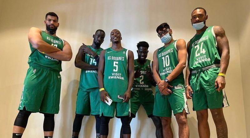 Basket-ball : l'As Douane remporte la coupe nationale