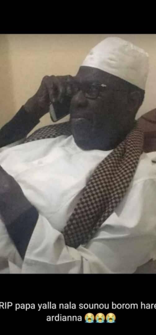Grosse perte pour la famille de Serigne Fallou Mbacké- Le célèbre Elhaj Mbaye Dia n'est plus !