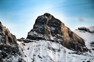 Charity - Three Sisters Mountains, Canmore, Alberta