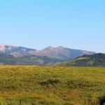 spring, saddle mountain,