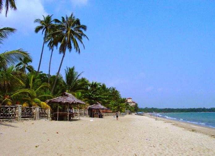 Lokasi dan Harga Tiket Masuk Pantai Nuansa Bali Anyer ...