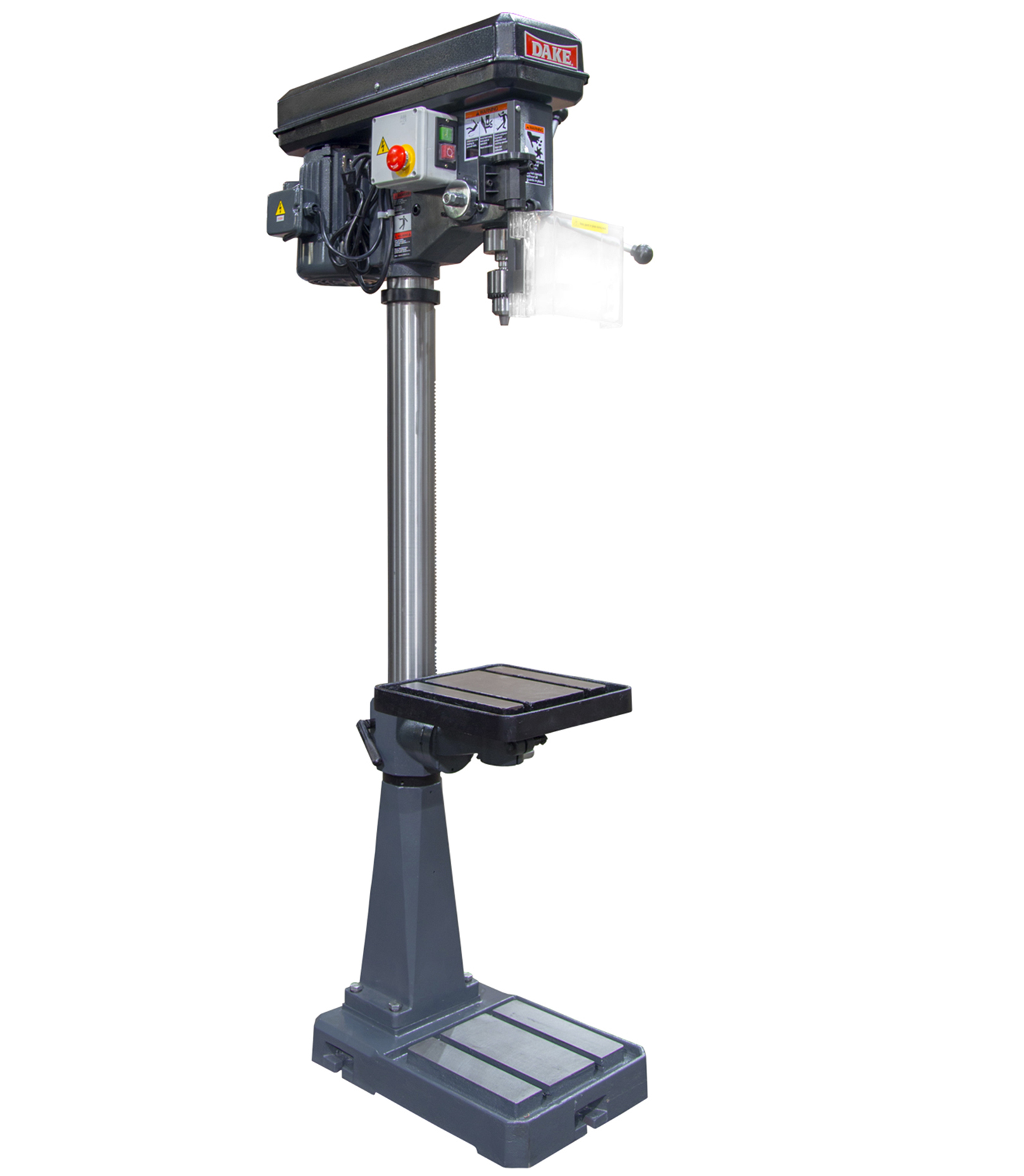 Floor Drill Press Sb 25 Dake Corp
