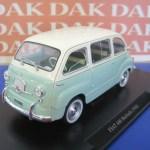 Die Cast 1 24 Modellino Auto Fiat 600 Multipla 1960 Dak Mantova Sas
