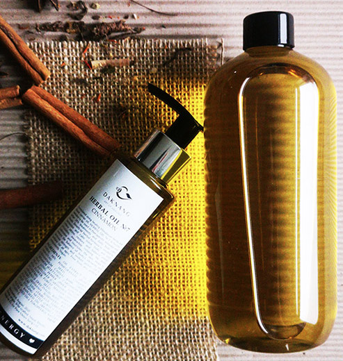 cinnamon oil - 100% natural natural and from Daknang