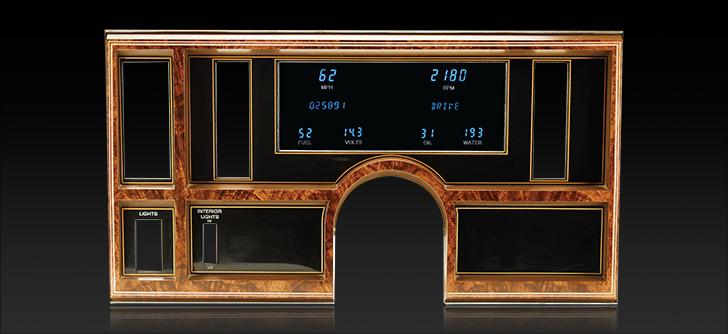 1984 87 Buick Regal Grand National TType GNX Digital Instrument System