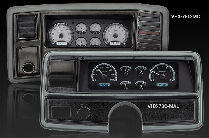 1979 El Camino Instrument Panel