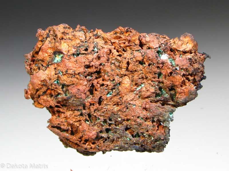 Copper Mineral Specimen For Sale