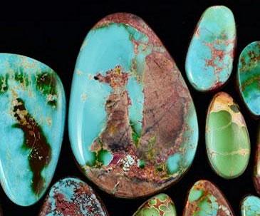 pilot mountain turquoise stone