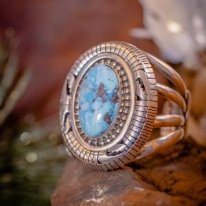 Golden Hills Bracelet & Ring Set