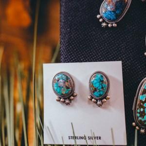 Nevada Turquoise Set