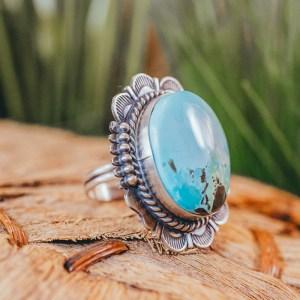 Sierra Nevada Ring Sz. 8.5
