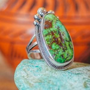 Sonoran Ring Sz. 9.5