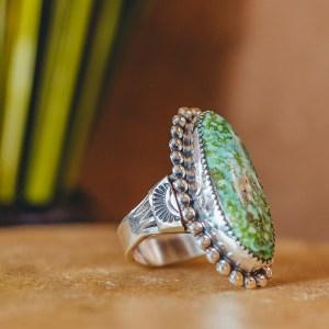 Sonoran Ring Sz. 10