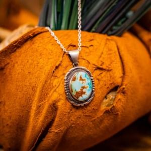 Royston Turquoise Necklace