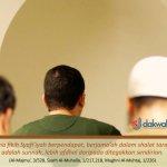 Hukum Shalat Tarawih Berjamaah