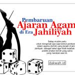 pembaruan ajaran agama di era jahiliyah