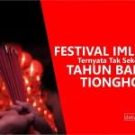 Festival Imlek Ternyata Tak Sekedar Tahun Baru Tionghoa