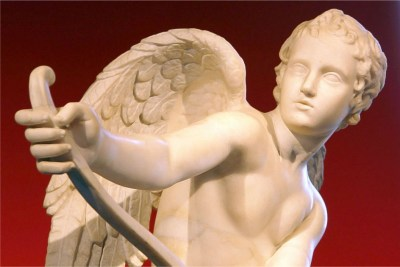 Tradisi Syirik pada Valentine Day cupid Eros