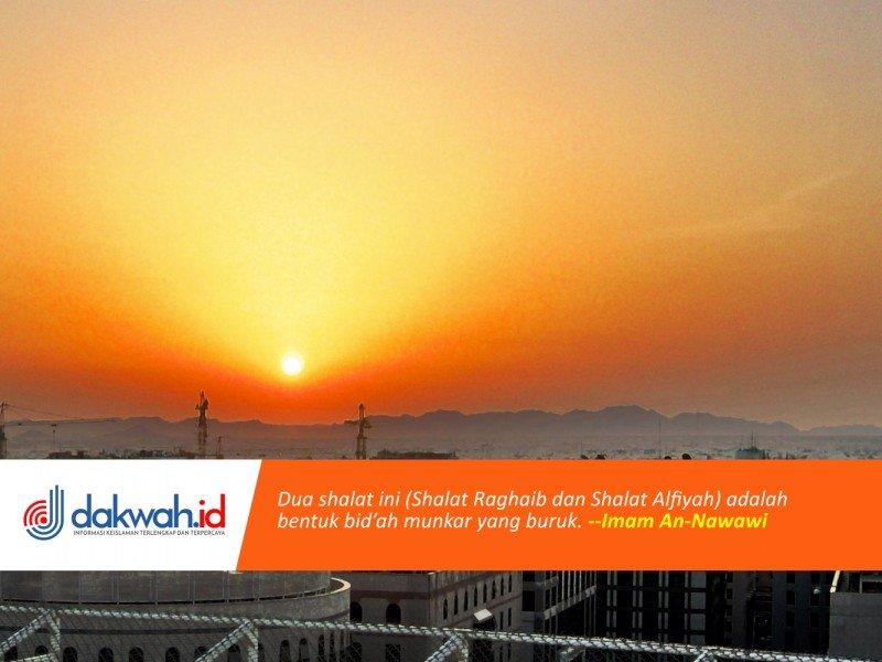 Shalat Alfiyah Nishfu Sya'ban itu Bagaimana sih Asal Usulnya