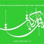 9 Sunnah Rasulullah shallallahu alaihi wasallam di Hari Jumat-dakwah.id