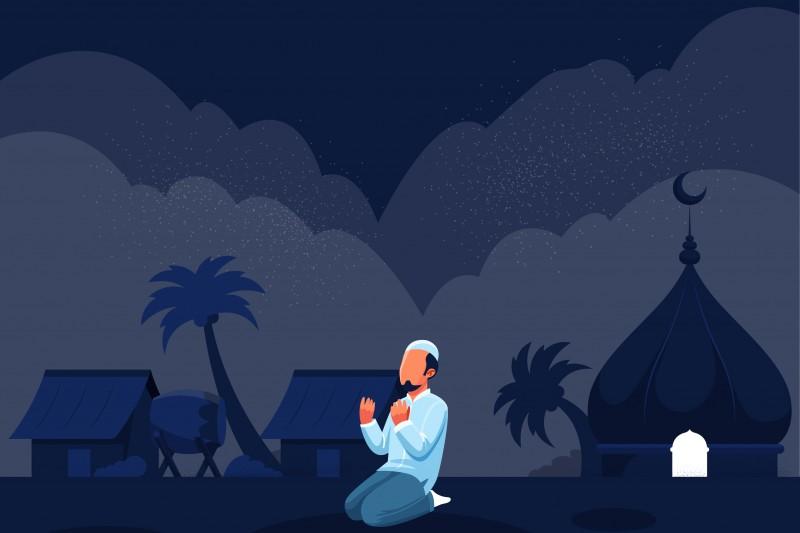 Mencari Malam Lailatul Qadar dari Rumah-dakwah.id