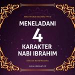 Materi Khutbah Idul Adha Meneladani 4 Karakter Nabi Ibrahim-dakwah.id