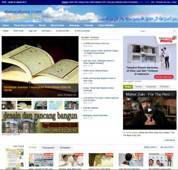 dakwatuna.com versi 9