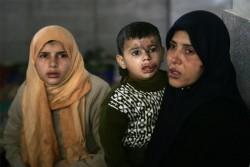 Rakyat Palestina menderita akibat penjajahan Israel