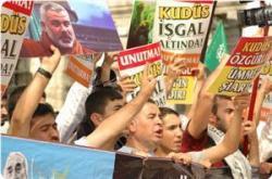 Hari Al-Quds Sedunia di Turki