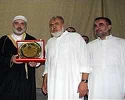 Ismail Haniyah Peroleh Penghargaan