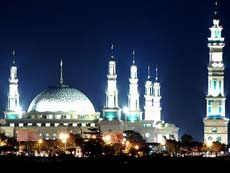Masjid Jakarta Islamic Center