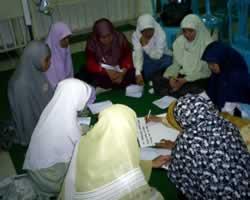 Ilustrasi - Tarbiyah wanita muslimah (ukkiunso3d.wordpress.com)