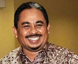 Presiden PKS, Luthfi Hasan Ishaaq (MICOM)