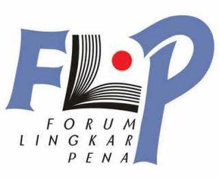 Logo Forum Lingkar Pena (FLP).