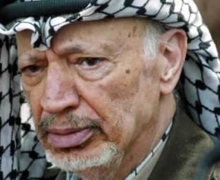 Yaser Arafat. (allvoices.com)