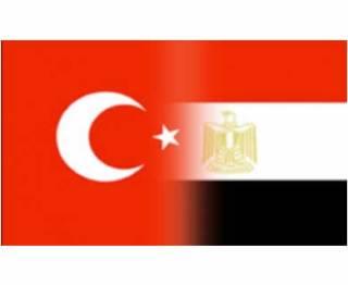 Ilustrasi - Bendera Turki dan Mesir. (inet)