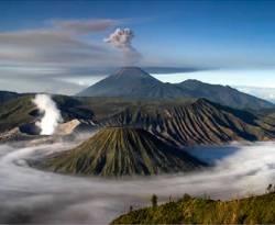 Ilustrasi - Salah satu lokasi tujuan wisata di Indonesia, Gunung Bromo. (inet)