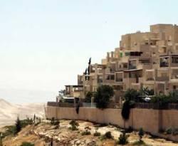 Permukiman ilegal Yahudi di Tepi Barat dekat Yerusalem (Al-Quds), 7 Juni 2012. (REUTERS/Ronen Zvulun/Files)
