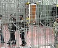 Ilustrasi - Tawanan Palestina di Penjara Israel. (sahabatalaqsha/ROL)
