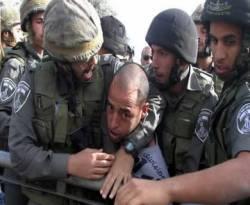 Tentara Zionis serbu aktivis Palestina di area E-1. (knrp)