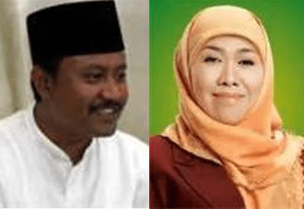 Gus Iful dan Khofifah (inet, edit redaksi)