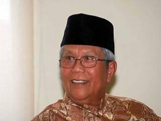Ketua Majelis Syuro PKS, Hilmi Aminuddin. (ROL)