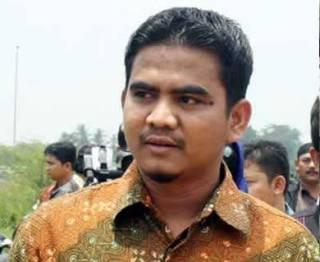 Anggota Komisi III DPR, Indra. (inet)