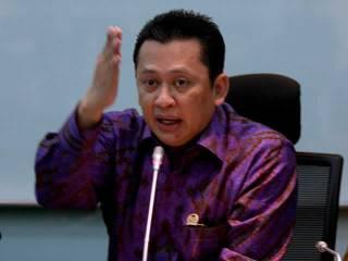 Anggota Timwas Century dari Fraksi Partai Golkar, Bambang Soesatyo